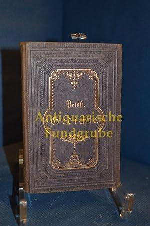 Gedichte von Alexander Petrösi aus dem Ungarischen: Petrösi, Alexander: