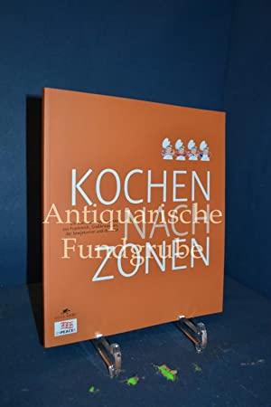 Kochen nach Zonen : ein Kochbuch mit Rezepten aus Frankreich, Großbritannien, der Sowjetunion...