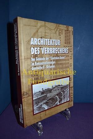 """Architektur des Verbrechens : das Gebäude der """"Zentralen Sauna"""" im ..."""