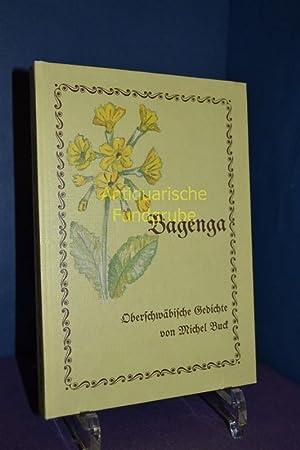 Bagenga. Oberschwäbische Gedichte