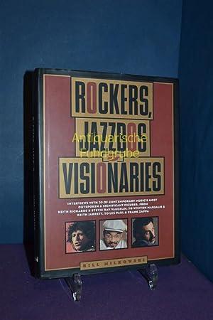 Rockers, Jazzbos, Visionaries: Milkowski, Bill: