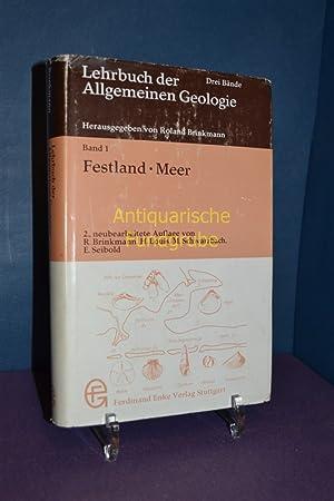Lehrbuch der allgemeinen Geologie. - Stuttgart : Brinkmann, Roland [Mitarb.]: