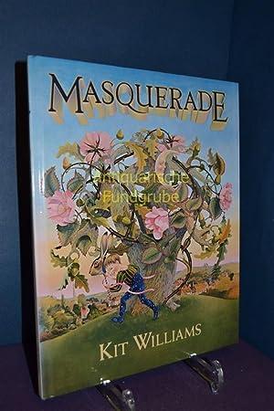Masquerade. [Übers. von Claus Jürgen Frank]: Williams, Kit: