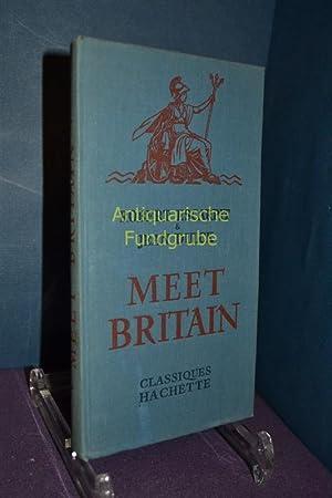 Meet Britain (Guide Anglais): Escarpit, Robert and