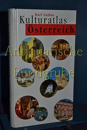 Kulturatlas : Österreich gestern und heute.: Gutkas, Karl: