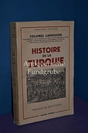 Bibliotheque Historique / Colonel Lamouche Vice-Presedent de