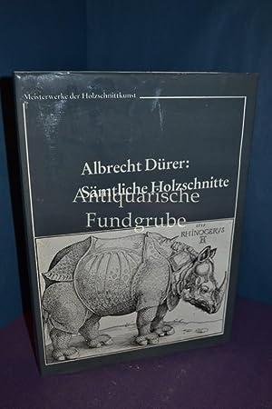 Sämtliche Holzschnitte. Einl. von André Deguer: Dürer, Albrecht: