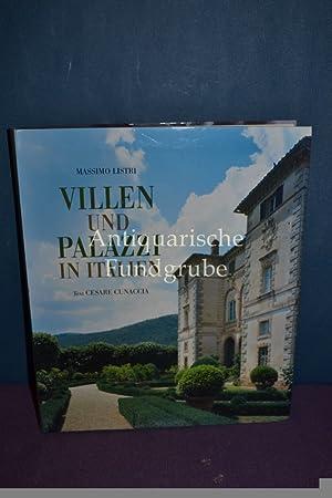 Villen und Palazzi in Italien.: Listri, Massimo, Cesare