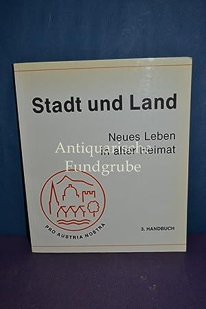 Stadt und Land : neues Leben in: Wehdorn, Manfred [Red.]:
