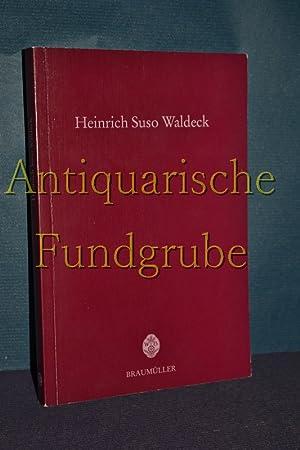 Psalm zu Gott Geist : Auswahl aus dem Werk. Hrsg. von Kurt Adel: Waldeck, Heinrich Suso und Kurt [...