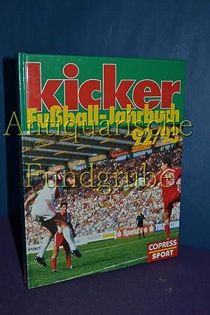 Kicker Fußball-Jahrbuch 92/93