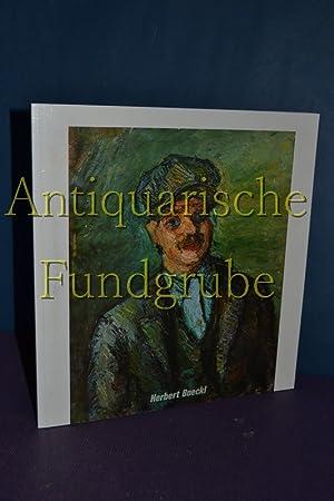 Herbert Boeckl 1894-1966 - Gemälde. (Katalog zur: Boeckl, Herbert, Red.