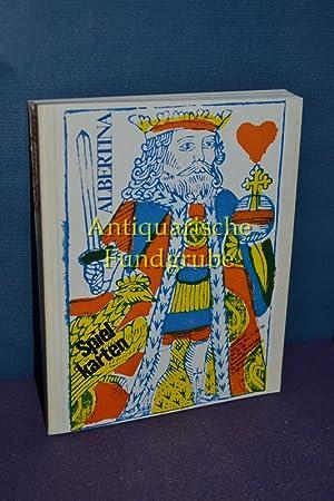 Spielkarten : ihre Kunst u. Geschichte in: Hoffmann, Detlef, Peter