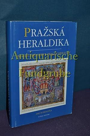 Prazska heraldika. Prag 1993: Hrdlicka, Jakub: