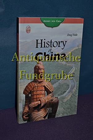 History Of China: Deng, Yinke:
