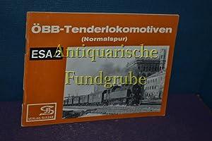 Eisenbahn-Sammelheft Nr. 2 / ESA 2 / ÖBB - Trenderlokomotiven (Normalspur)