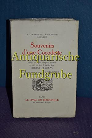 Le Coffret du Bibliophile Illustre // Souvenirs