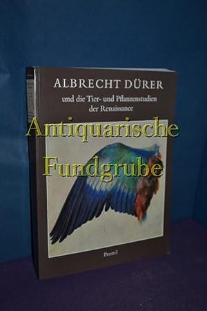 Albrecht Dürer und die Tier- und Pflanzenstudien: Koreny, Fritz und