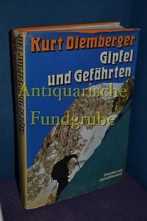Aufbruch ins Ungewisse : Abenteuer zwischen K2, Sinkiang und Amazonas. Mit einem Vorw. von Hans ...