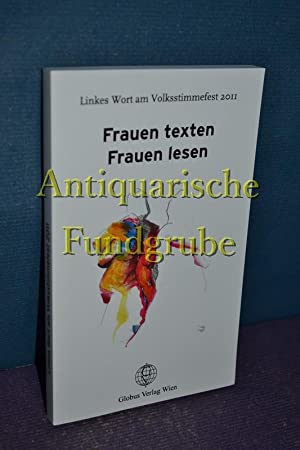 Frauen texten, Fraune lesen hrsg. von Christoph Kepplinger-Prinz. [Mit Beitr. von Gabi Anders .], ...