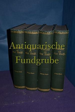 Tausend und eine Nacht / Arabische Erzählungen: Weil, Gustav Dr.