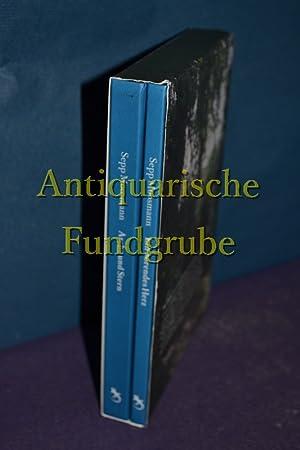 Asche und Stern - Aufzeichnungen / Ein hörendes Herz - Notizen aus einem Tagebuch: ...