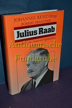Julius Raab : Ansichten eines Staatsvertragskanzlers. Robert Prantner. Johannes Kunz (Hrsg.): Raab,...