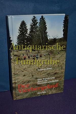 Der Vierbergelauf : eine Wanderung durch die Kärntner Geschichte.: Jobst, Vinzenz: