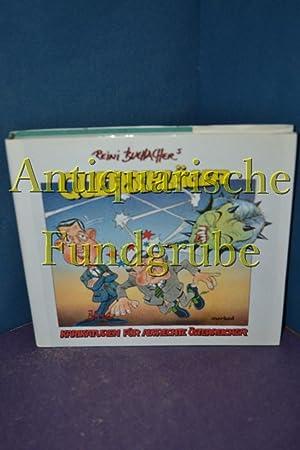 Querschläger] , Reini Buchacher's Querschläger : Karikaturen für aufrechte &...