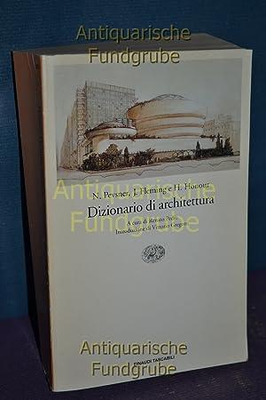 Dizionario Di Architettura: Pevsner, N., J. Fleming und H. Honour: