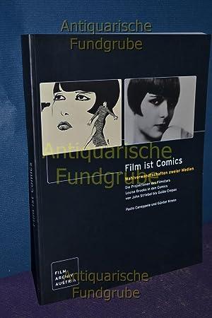 Film ist Comics : Wahlverwandtschaften zweier Medien: Caneppele, Paolo und