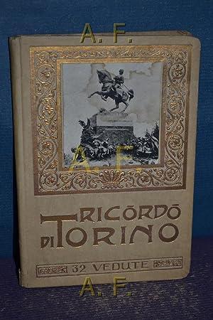 Ricordo di Torino. (Leporello) 32 Vedute.