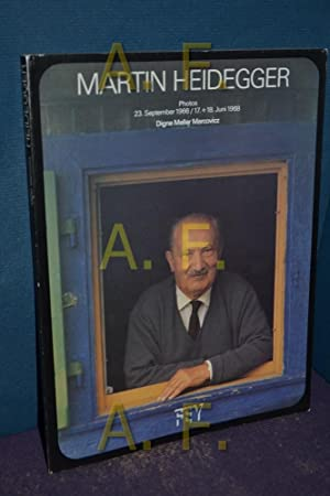 Martin Heidegger / Photos / 23. September