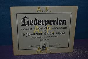 Band IV, Liederperlen : Sammlung der schönsten: Kastner, Julius: