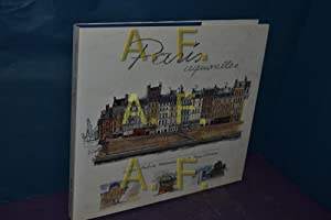 Paris. Aquarelles: Moireau, Fabrice und