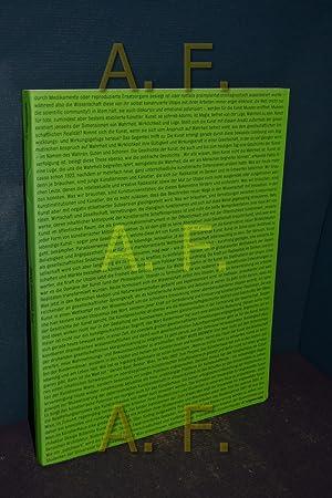 The essence 2002 : Architektur, Design, bildende Kunst, Wissenschaft , die Andewandte prä...