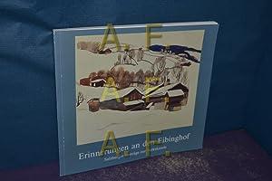 Erinnerungen an den Eibinghof - Ein Saalbacher: Wolfram, Gerlinde, Kurt