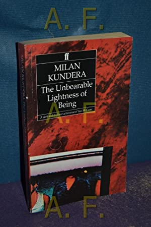 milan kundera the unbearable lightness Milan kundera is the czech republic's most recognised living writer of czech origin — milan kundera, the unbearable lightness of being milan kundera.