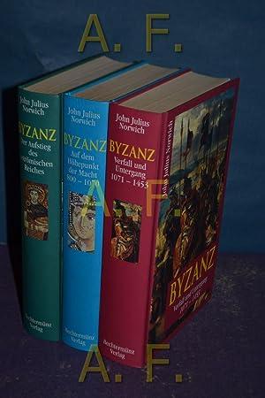 Byzanz (in 3 Bänden, 3 Bände) Der: Norwich, John Julius: