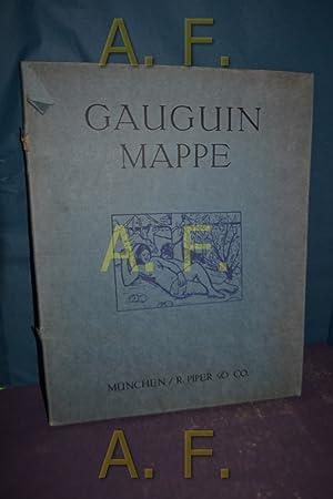 Paul Gauguin-Mappe.