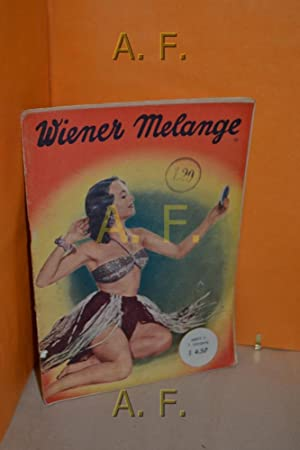 Wiener Melange, Heft 2, 7. Jahrgang: Hinterstein, Rosy: