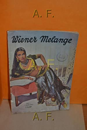 Wiener Melange, Heft 1, 7. Jahrgang: Hinterstein, Rosy: