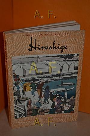 Ando Hiroshige. Kodansha Library of Japanese Art: Takahashi, Sei-Ichiro (Text),