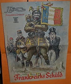 IB, Illustrierter Beobachter, Sondernumer, Frankreichs Schuld,