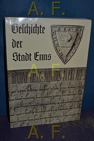 Geschichte der Stadt Enns.: Amstler, Josef: