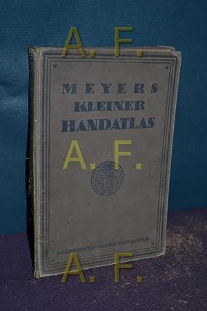 Meyer's Kleiner Handatlas in 42 Haupt- und