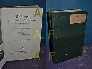 Mackensen - Briefe und Aufzeichnungen des Generalfeldmarschalls