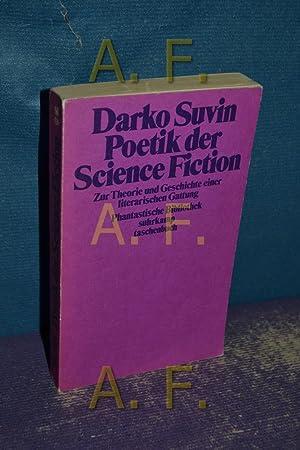 Poetik der Science-fiction : zur Theorie u.: Suvin, Darko: