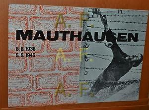Mauthausen 8. 8. 1938 - 5.5. 1945: Marsalek, Hans:
