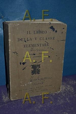 Il Libro Della V Classe Elementare /
